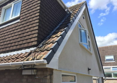 Banbury Roofing and Paving - New Roofline Replacement