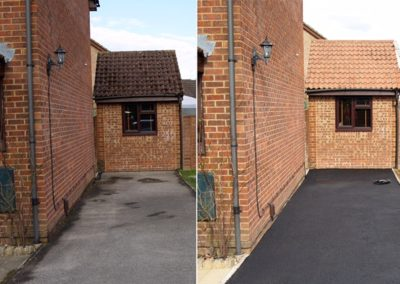 Banbury Roofing and Paving - Resurfaced Tarmac Driceway