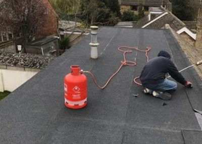 Banbury Roofing and Paving - Felt Roofing installation