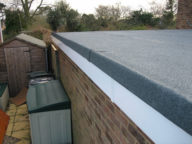 Felt Roof - Banbury Roofing and Paving