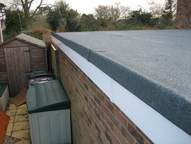 Felt Roof Repairs Felt Roof Installations New Felt Roof