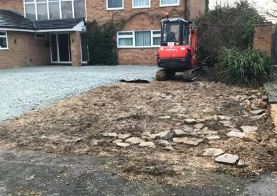 banbury roofing and paving driveway6